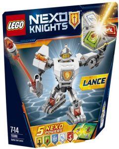 LEGO Nexo Knights 70366 Lance i kamprustning