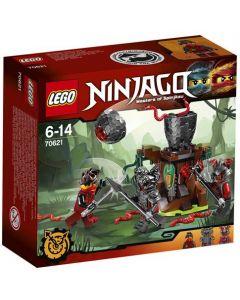LEGO Ninjago 70621 Vermillion-angrep