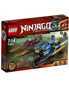 LEGO Ninjago 70622 Ørkenjager