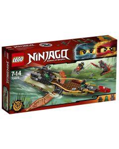 LEGO Ninjago 70623 Skjebnens skygge