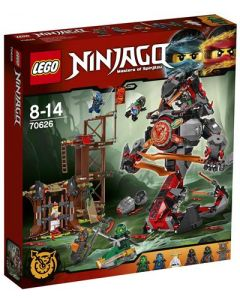LEGO Ninjago 70626 Dommedagsgry