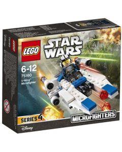 LEGO Star Wars 75160 TM U-Wing Microfighter