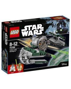 LEGO Star Wars 75168 Yodas Jedi Starfighter