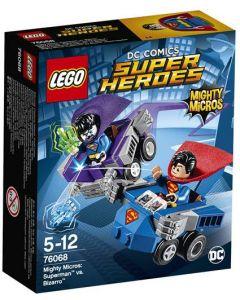 LEGO Super Heroes 76068 Mighty Micros: Superman mot Bizarro