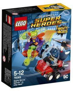 LEGO Super Heroes 76069 Mighty Micros: Batman mot Killer Moth