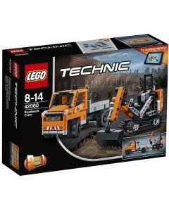 LEGO Technic 42060 Veiarbeidere