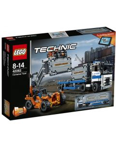 LEGO Technic 42062 Containerhavn