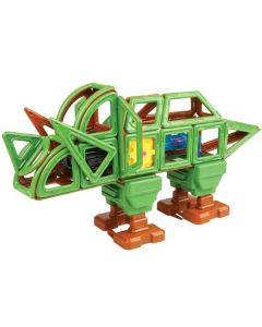 Magformers Walking Dinosaur sett - 81 deler