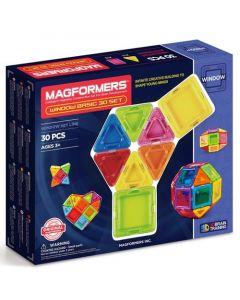 Magformers Window Basic 30 Set