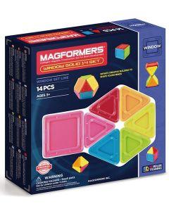 Magformers Window Basic 14 Set