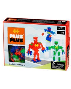 Plus Plus MINI Neon 170 pcs Robots