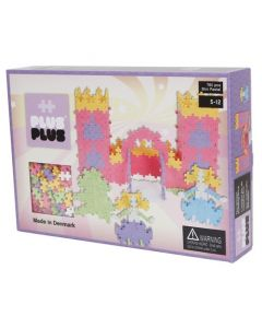Plus Plus Mini Pastel 760 Castle