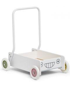 Micki Lær å gå vogn - pastell