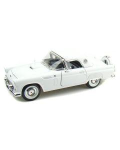 1956 Ford Thunderbird 1:18 - diecast samlebil i metall