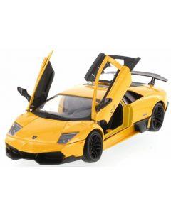 Lamborghini Murcielago LG 670-4 1:24 - diecast samlebil i metall