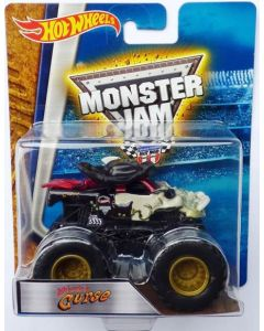 Hot Wheels Monster Jam 1:64 bil - Pirate`s Cruise