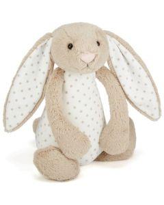 Jellycat starry bunny plysjbamse - 31 cm
