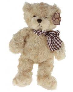 Tinka teddy med sløyfe - 25 cm