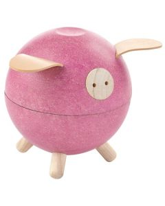 PlanToys Sparegris - rosa