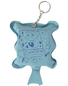 Spongebob nøkkelring med mini prompepute