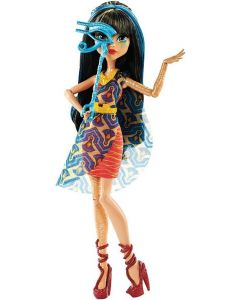 Monster High dance fright away - Cleo de Nile