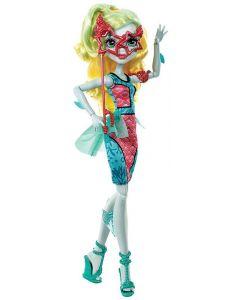 Monster High dance fright away - Lagoona Blue