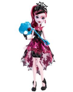Monster High Welcome To Monster High Dance The Fright Away dukke - Draculaura