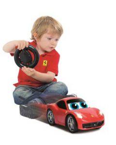 Ferrari min første R/C