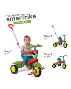 Smart Trike Breeze 3 trikes in 1 - Touch Steering