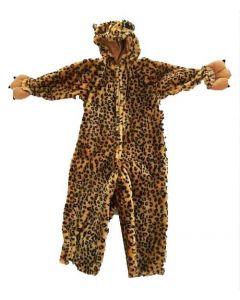 Drakt leopard 90 cm