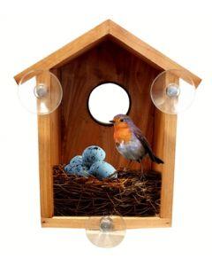 Fuglehus Bird Watcha - Fuglekasse