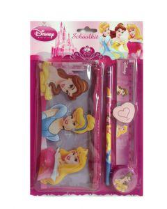 Disney Princess skolesett 5 deler
