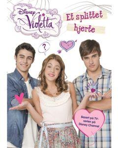 Disney Violetta bok: Et splittet hjerte