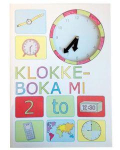 Klokkeboka mi - lek og lær