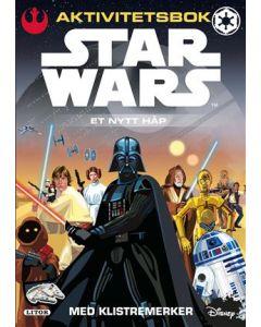 Star Wars: Et nytt håp - aktivitetsbok med klistremerker