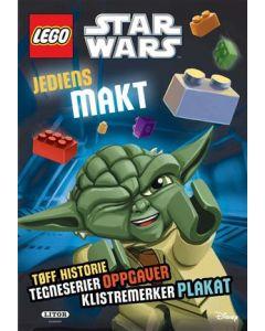 LEGO Star Wars - aktivitetsbok med klistremerker og plakat