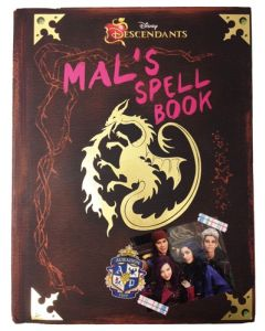 Disney Descendants: Mals spell book