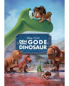 Disney Den gode dinosaur - HC bok