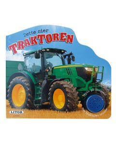 Dette sier traktoren - lydbok