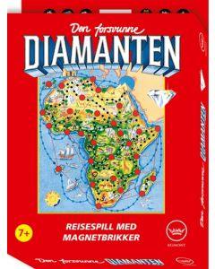 Den forsvunne Diamanten - reisespill