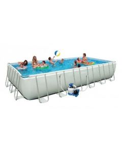 Intex basseng ultra frame pool - 7.32x3.66x1.32m