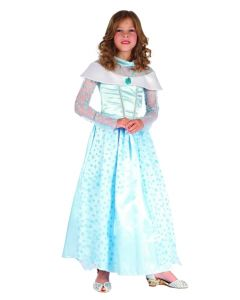 Prinsessekjole 130-140 cm