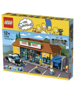LEGO Creator Expert 71016 The Simpsons Kwik-E-Mart
