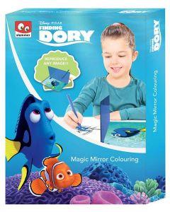 Disney Finding Dory magisk speilbilde-fargelegging