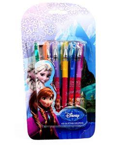 Disney Frozen gelepenner 6stk