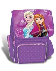 Disney Frozen stor skolesekk H45 x B36x D17 cm