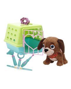 Doc McStuffins Findo 15 cm hund i bur
