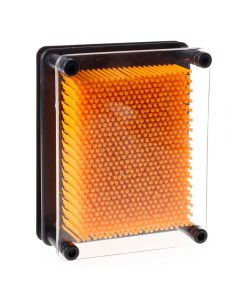 Pinart ramme 13x18 cm - oransje