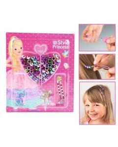My Style Princess perlesett til håret
