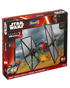 Revell Easy Kit Star Wars Special Forces TIE Fighter 1:35